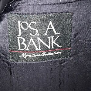 Jos. A. Bank Suits & Blazers - Jos.A Bank Navy Blazer Signature Collection.